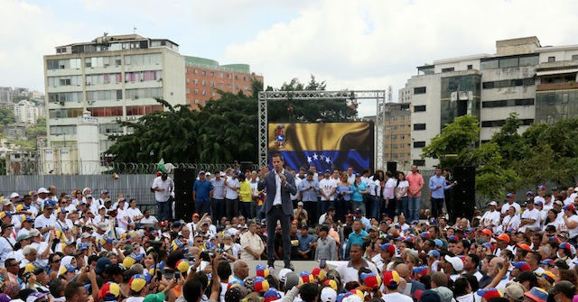 Martel: What Is Happening in Venezuela Is Not a 'Coup'