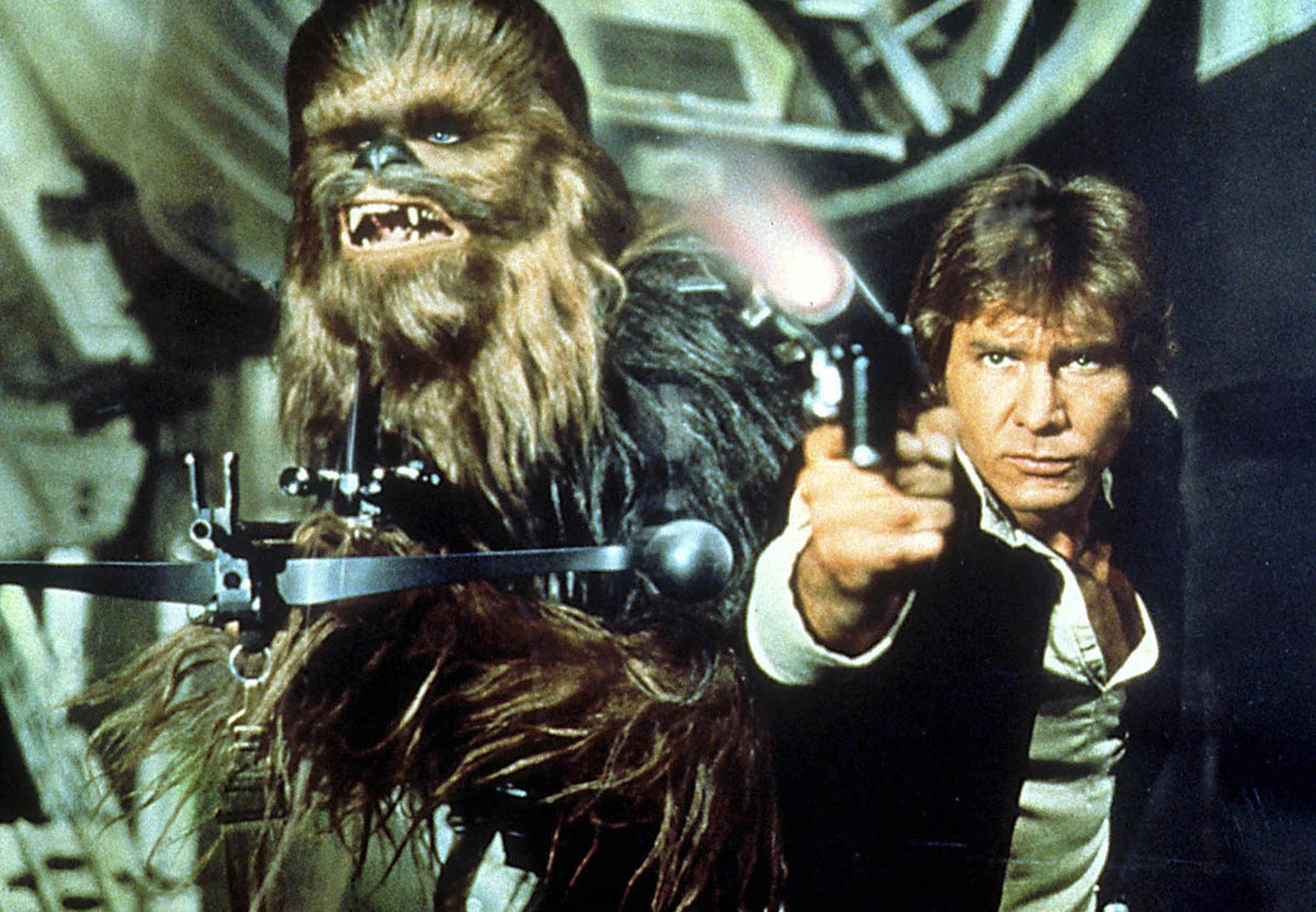 Peter Mayhew, 'Chewbacca' actor in 'Star Wars' films, dies at 74