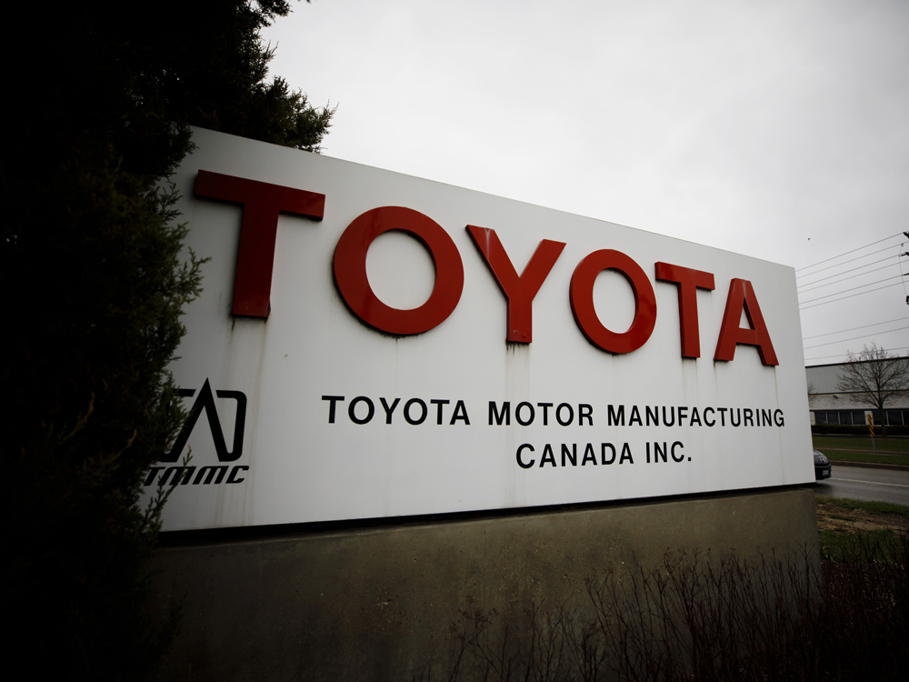 Why Toyota's new Canadian investment came for NAFTA but will (likely) stay for CETA