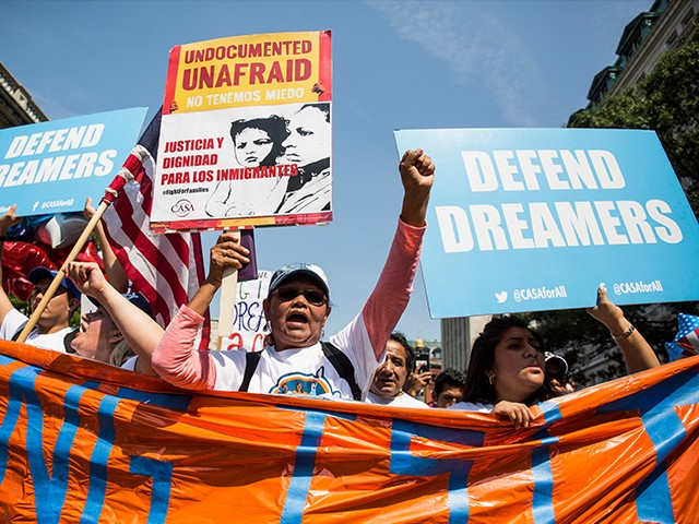 Report: Dream Act 'On Hold' After Amnesty Activists Demand Criminals Get Path to Citizenship
