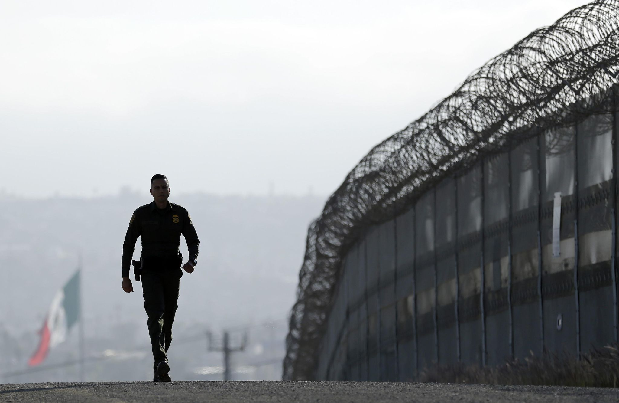 DHS to run out of border money