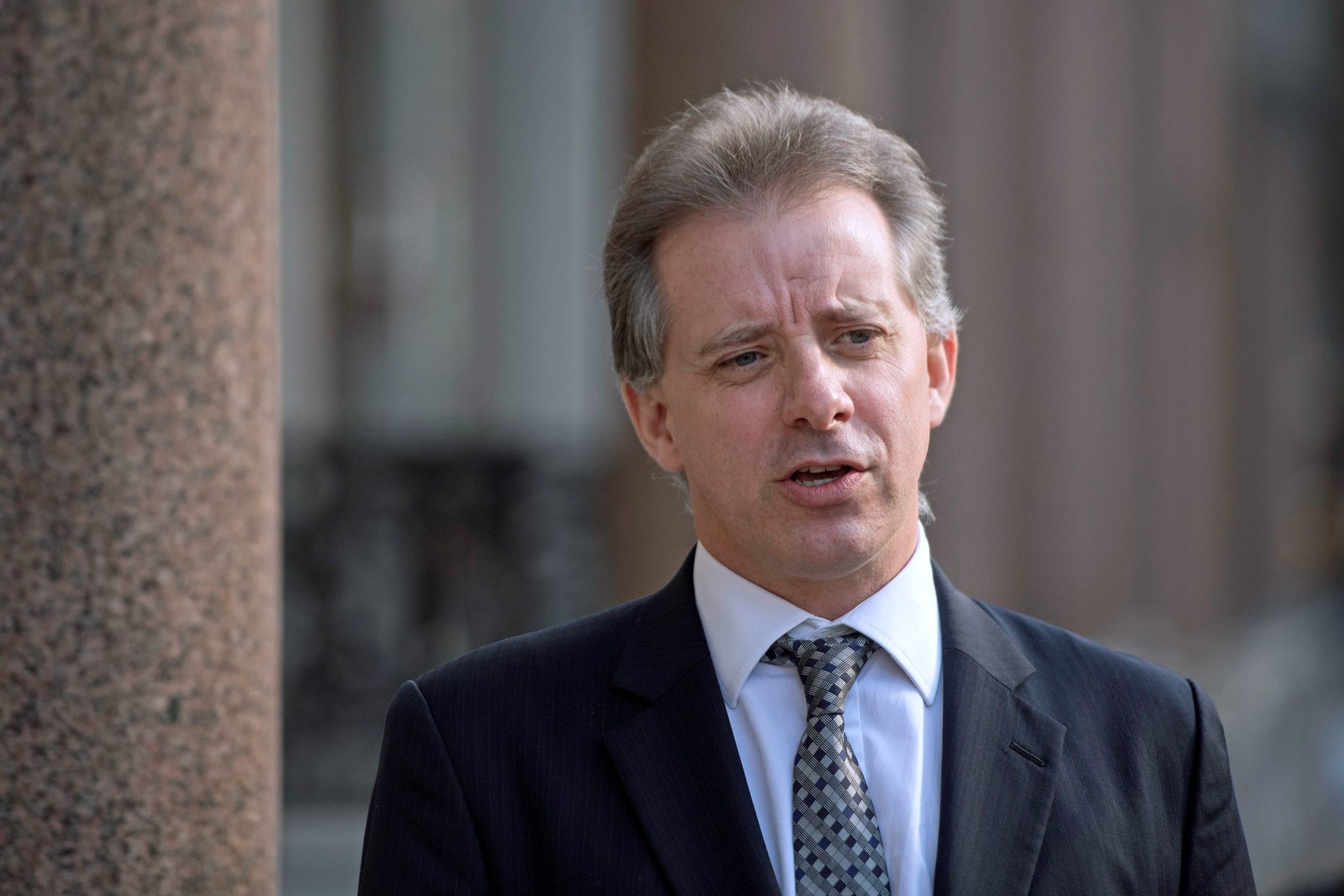 Steele dossier roils Capitol Hill anew after revelations about bias