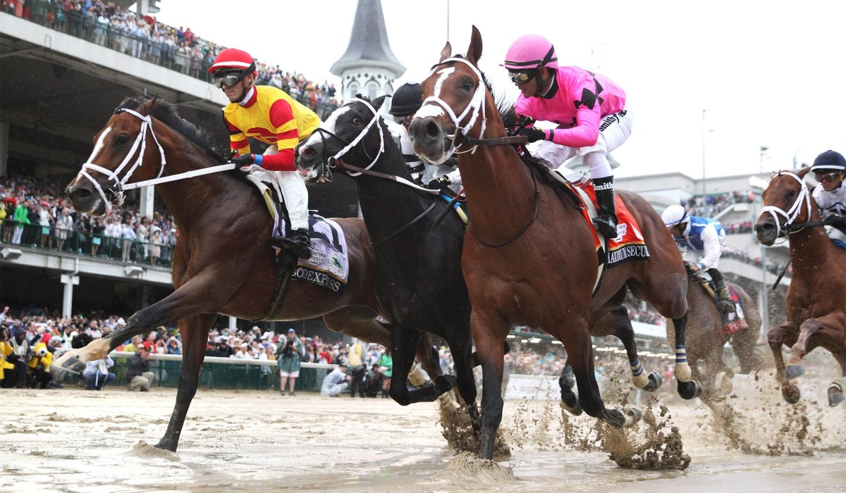Did Maximum Security Win the Kentucky Derby? Law and Economics Says . . . Maybe