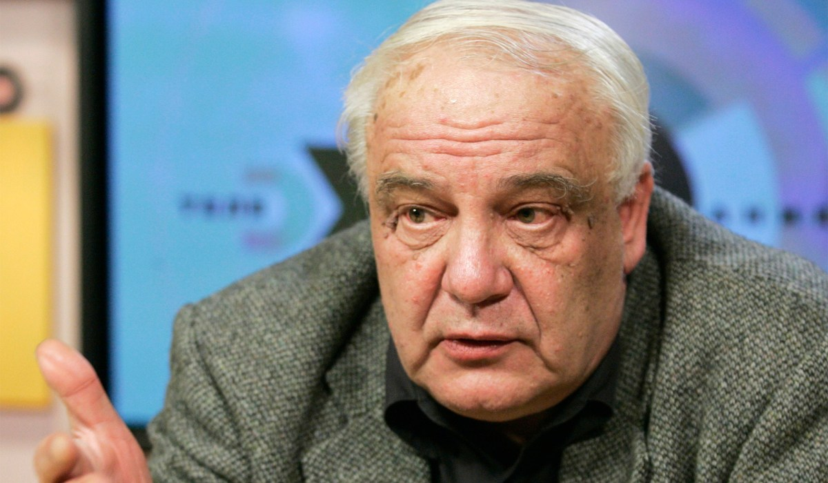'Not Suitable for Recruiting': A Talk with Vladimir Bukovsky, Part I