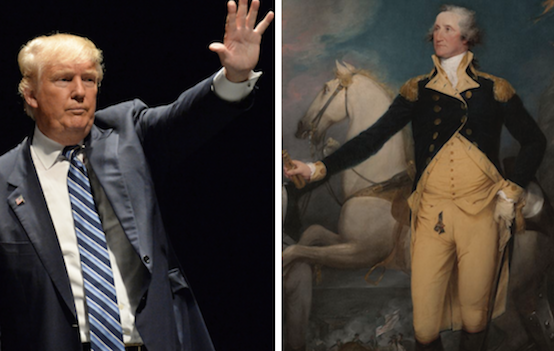 On War With Iran, It's Trump Versus the Founding Fathers
