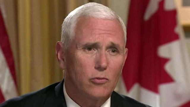Vice President Mike Pence: I was pleased to see the special counsel announce the investigation is over