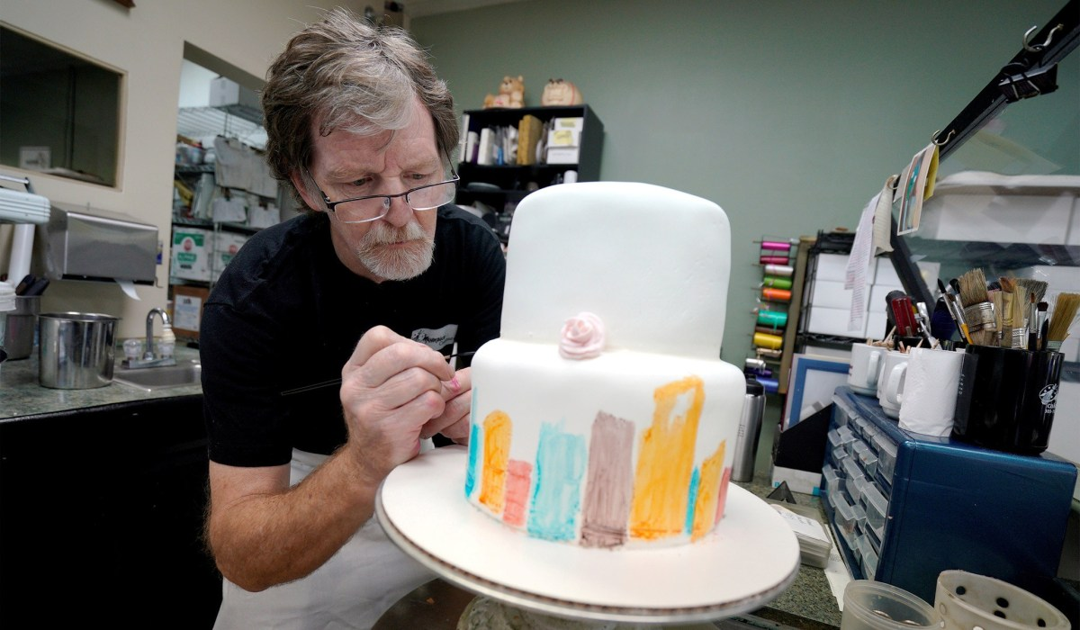 The Ongoing Persecution of a Christian Baker