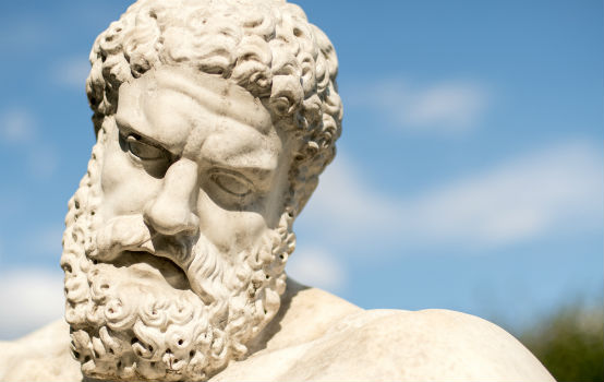 Beyond the Cleft Chin: The Tragedy of Herakles