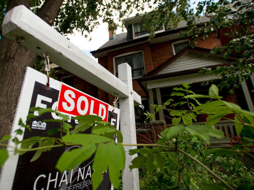 Canada's home sales rise for third month, easing concerns about correction