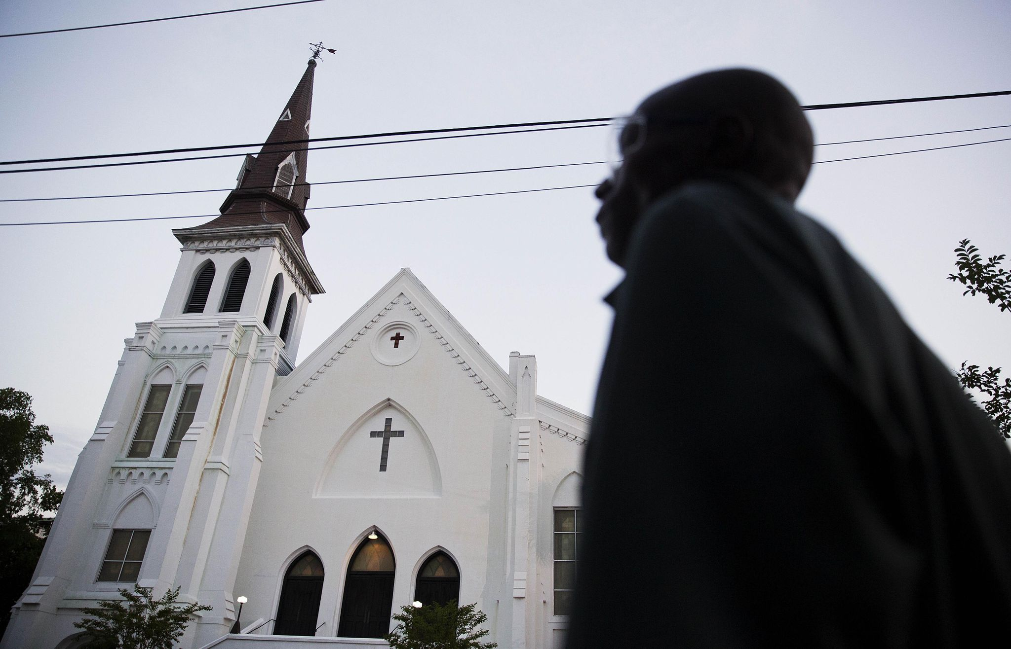 South Carolina church attracts presidential candidates