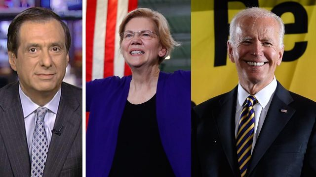 Howard Kurtz: Why most of the press wants a liberal woman to beat Biden