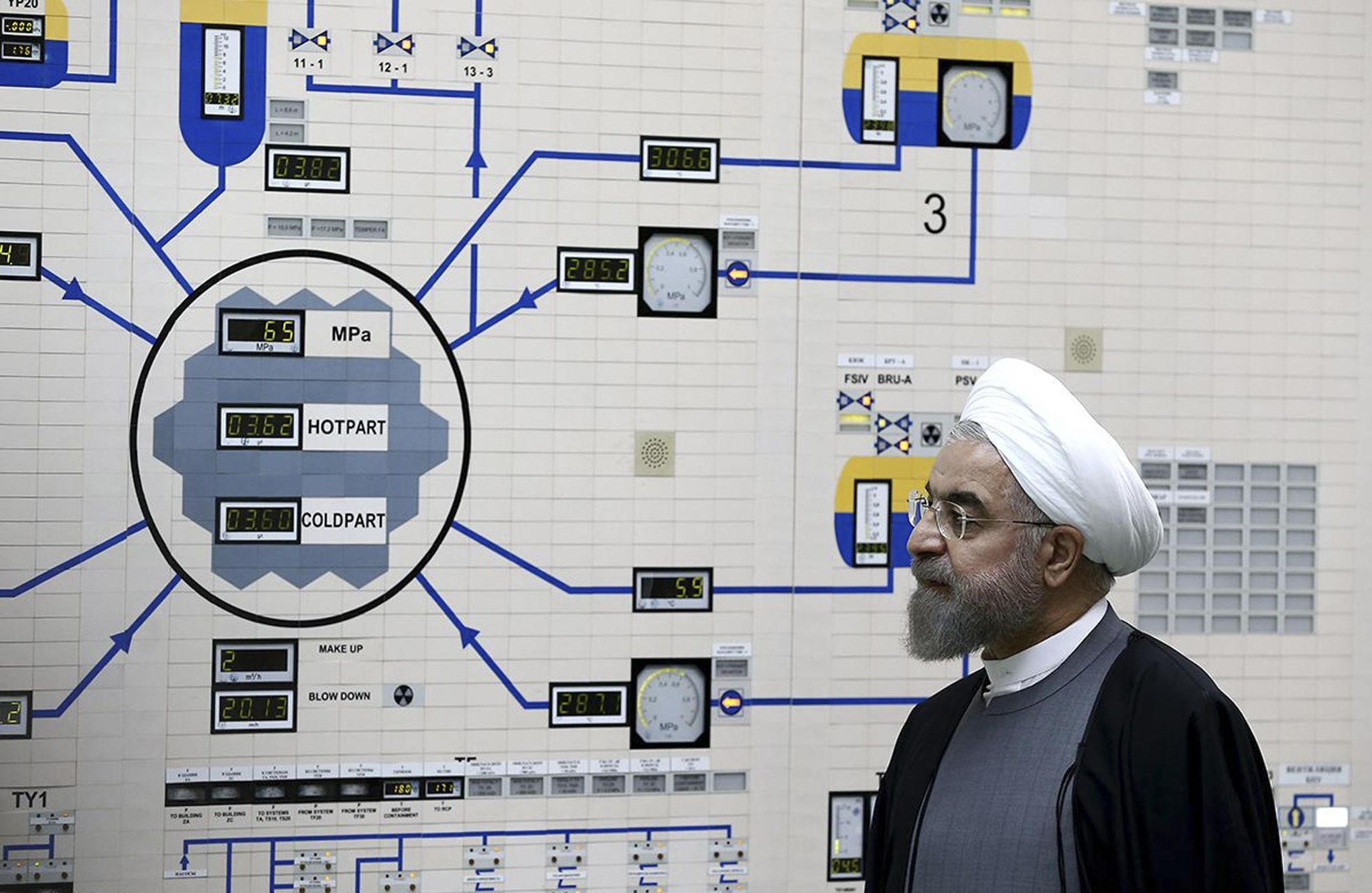 Iran nuclear breakout closer as Trump deploys more troops