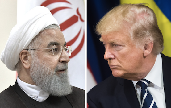Donald Trump Would Own a War With Iran