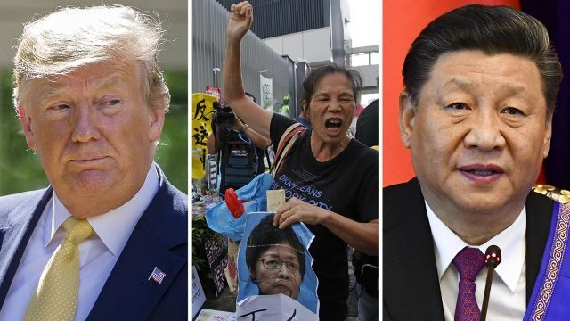 What do Hong Kong protests mean for US-China trade talks?