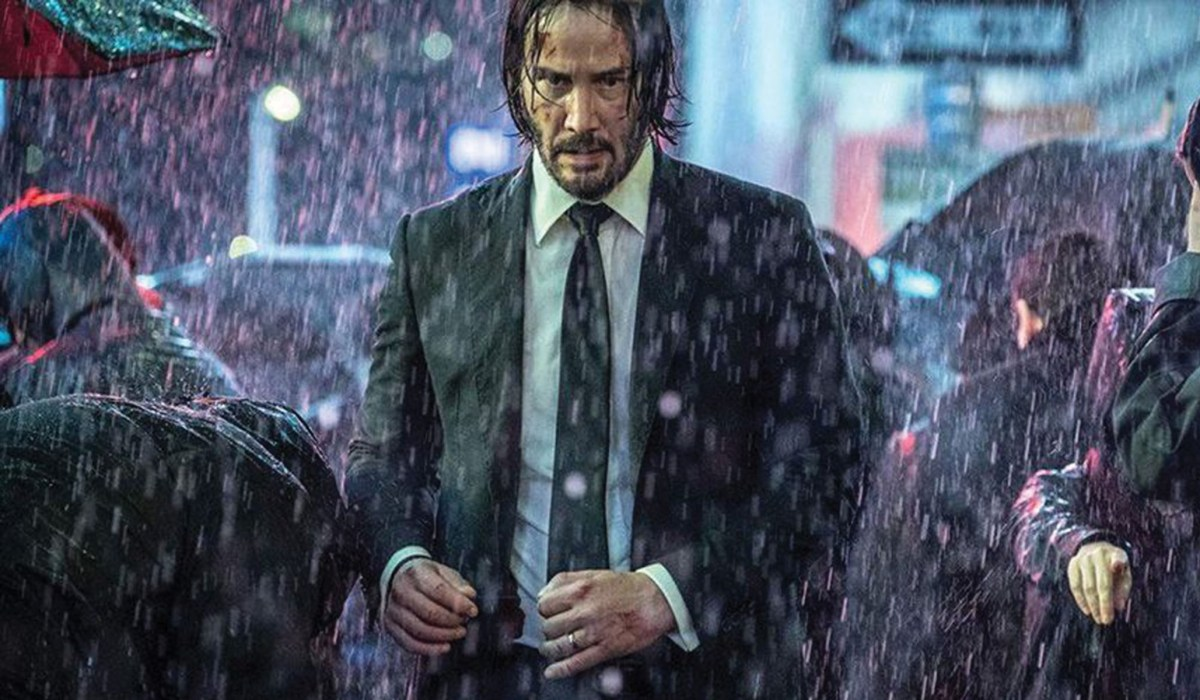 Keanu Reeves' Dance with Death in <i>John Wick: Chapter 3 — Parabellum</i>