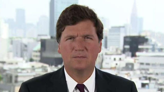 Tucker: Democrats attacking each other to stand out