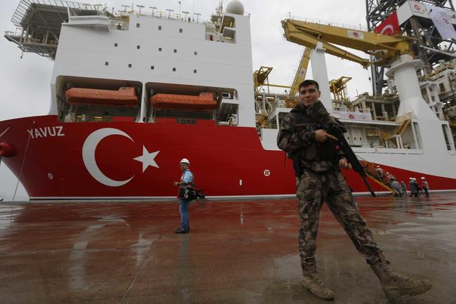eu-mulls-sanctions-on-turkey-after-2nd-drilling-ship-deployed-in-cypriot-waters