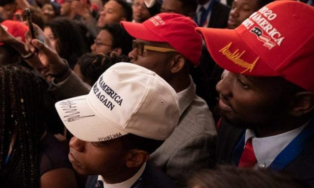 trump-support-among-black-voters-surges-after-blasting-'racist'-cummings-for-'rat-infested'-baltimore