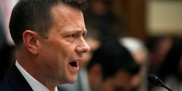 """exclusive:-peter-strzok-lawsuit-reveals-he-had-28-year-""""on-paper""""-army-career-while-working-at-fbi-&-cia"""
