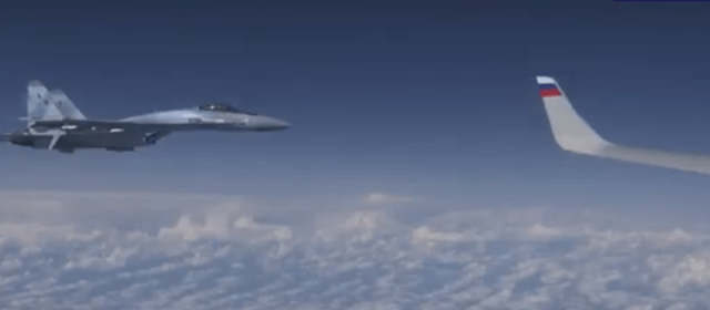 footage-captures-nato-intercept-attempt-of-plane-carrying-russian-defense-minister