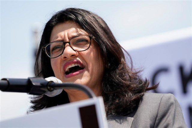 tlaib-slams-israel-after-being-allowed-to-enter-on-humanitarian-grounds:-israel's-'oppressive-conditions-stand-against-everything-i-believe-in'