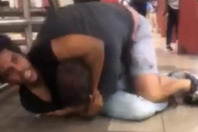 man-fights-off-subway-attacker-in-wild-video-as-bystanders-watch