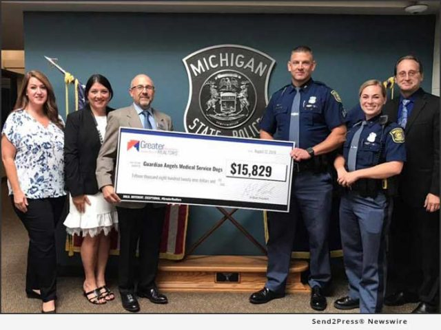 news:-gmar-and-michigan-state-police-trooper-school-come-together-to-sponsor-medical-service-dog