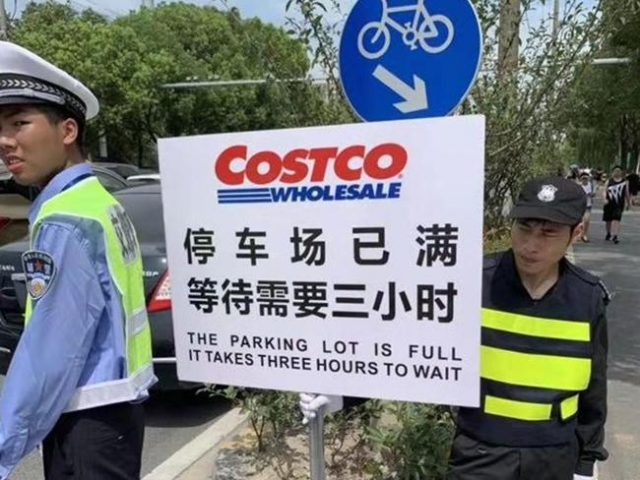 """big-trouble-in-little-costco:-big-box-retailer's-chinese-debut-closes-early-for-""""security-reasons"""""""