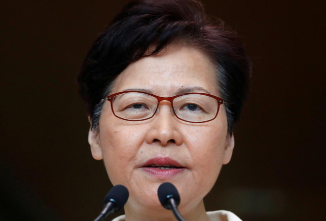 hong-kong's-carrie-lam-scrambles-afterleaked-tape-reveals-desire-to-quit