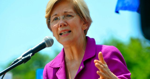 """elizabeth-warren-to-struggling-families-dependent-on-oil-jobs:-""""that's-not-the-only-job"""""""