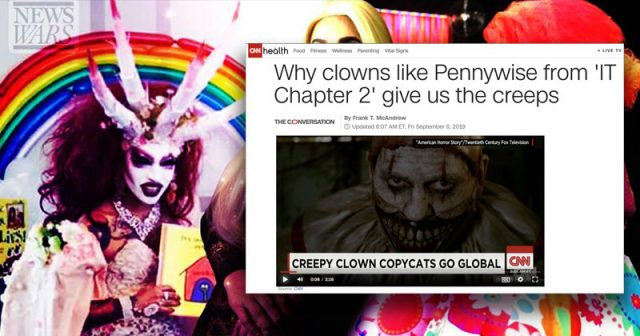 cnn-asks-why-don't-people-like-clowns-as-drag-queen-story-time-receives-nationwide-pushback