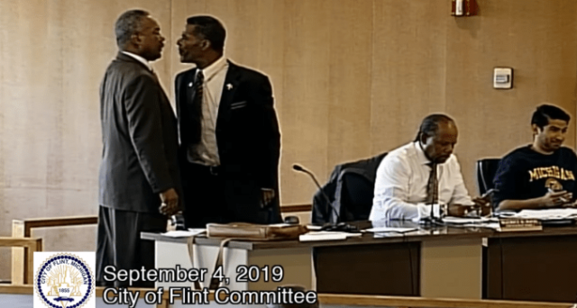 in-flint-city-council-meeting,-top-official's-lawyer-threatens-to-'crack'-councilman-'across-the-head'