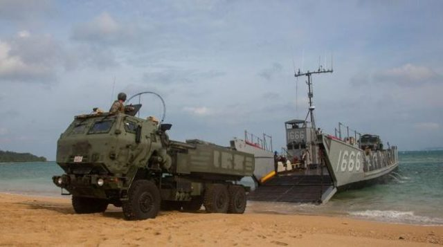 """marines-""""remind-china-of-america's-military-edge""""-during-11-day-exercise-in-the-pacific"""