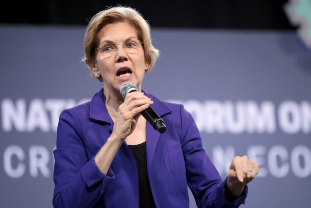 warren-silent-on-whether-she'll-return-campaign-contributions-from-defense-contractor-executive