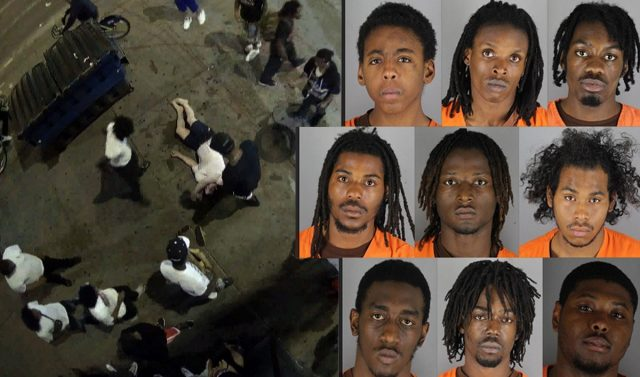 20-arrested,-18-charged-in-brutal-downtown-minneapolis-robberies