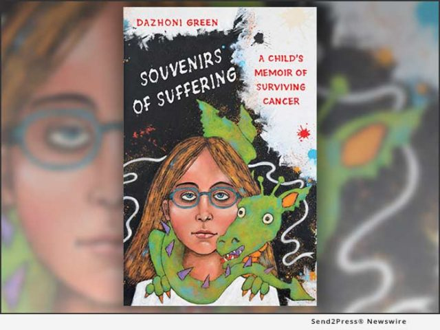 news:-'souvenirs-of-suffering'-book-launch-in-sync-with-childhood-cancer-awareness-month,-september,-2019