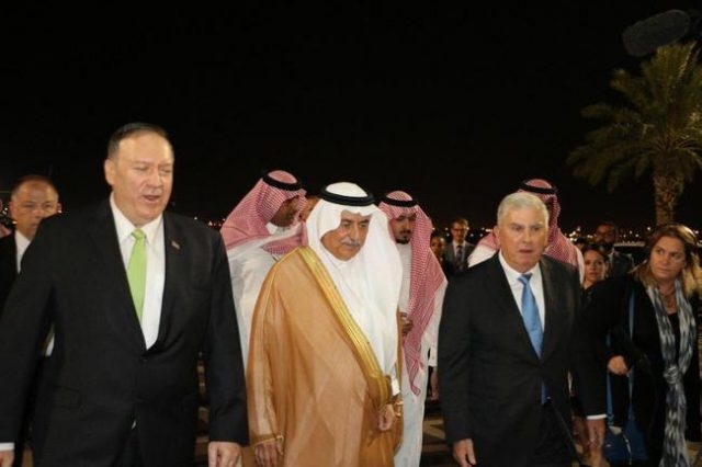 """aramco-attacks-an-""""act-of-war""""-by-iran:-pompeo-after-arriving-in-jeddah"""