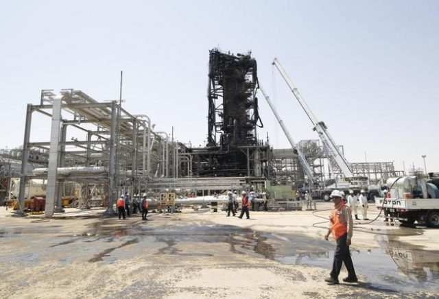 """suspiciously-well-placed"":-first-images-of-crippling-damage-to-giant-khurais-oil-field-revealed"