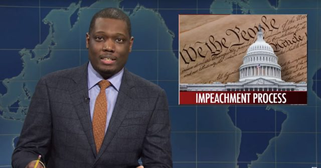 snl-suggests-assassinating-president-trump-instead-of-impeachment