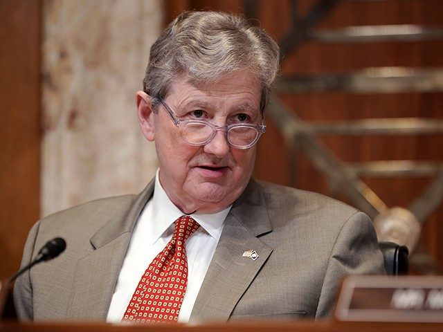 sen.-john-kennedy-proposes-banning-congress's-family-members-from-doing-business-in-ukraine
