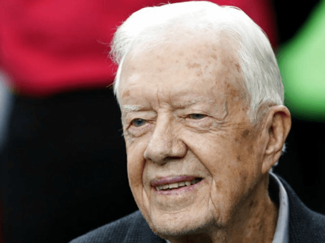 jimmy-carter:-'i'm-very-glad'-pelosi-is-going-forward-with-impeachment-—-removal-from-office-is-'possible'