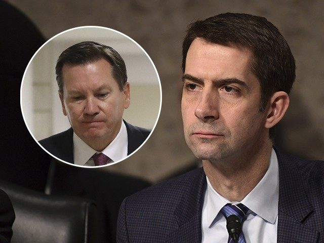 tom-cotton:-intel-ig-obstructing-congress-on-backdated-'whistleblower'-form-changes