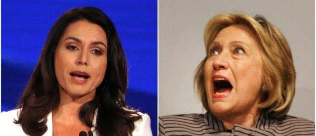 tulsi-gabbard-responds-to-hillary-clinton's-russia-slight,-calls-her-the-'queen-of-warmongers'