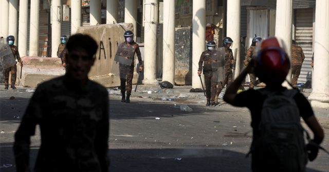 over-a-dozen-iraq-protesters-shot-dead-in-last-48-hours;-military-bans-use-of-live-ammo