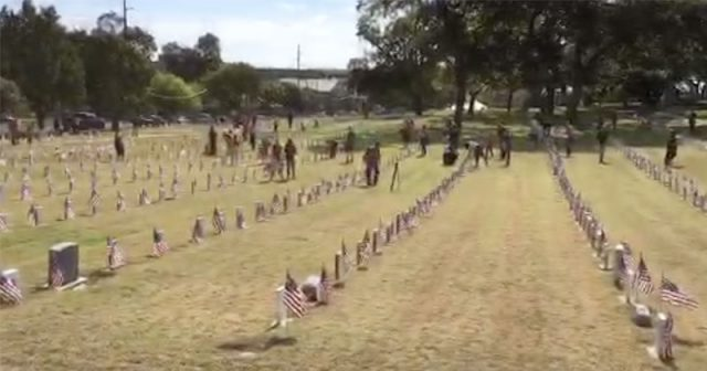 watch-live:-patriots-gather-to-honor-the-veterans-at-texas-state-cemetery