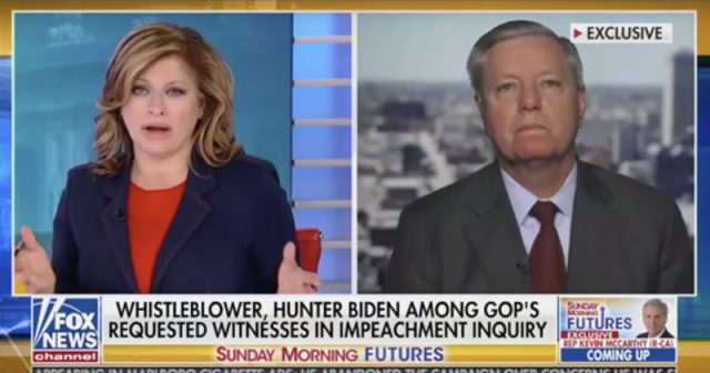 'stink-to-high-heaven':-graham-warns-whistleblower-likely-a-'deep-state'-friend-of-schiff