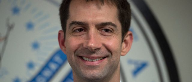 tom-cotton's-only-democratic-challenger-drops-out-two-hours-after-filing