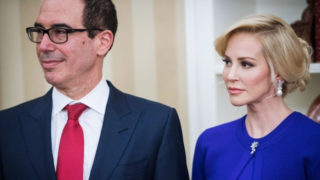 mnuchin's-wife-rails-against-trump-admin-for-letting-people-import-trophies-of-dead-endangered-animals