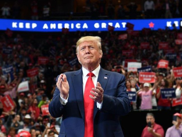 donald-trump-campaign-raises-$3.1-million-in-small-donations-during-impeachment-hearings