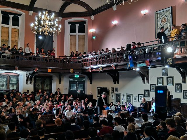 ibm-robot-discusses-dangers-of-artificial-intelligence-at-cambridge